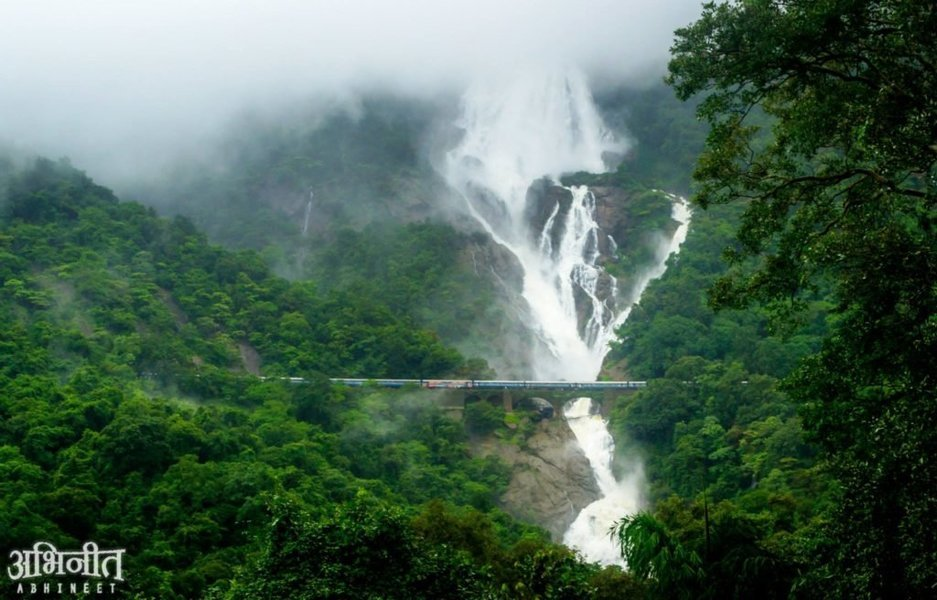 Dudhsagar Waterfall Trek - Tour