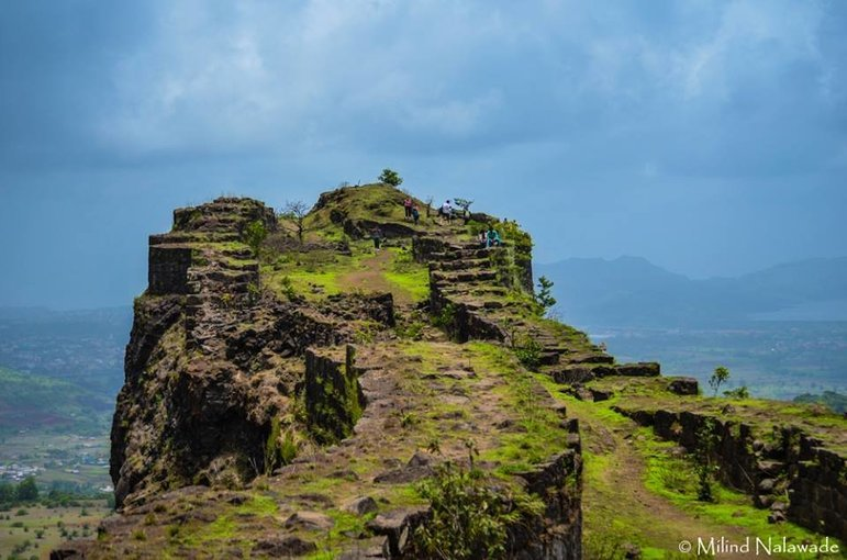 Lohagad Fort Trek - Tour