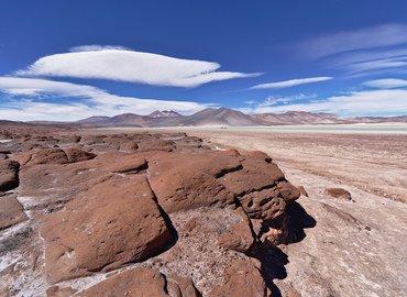 Piedras Rojas y Lagunas Altiplanicas - Tour