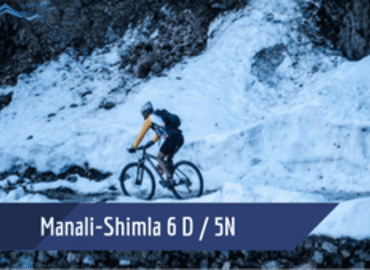 Manali Shimla Cycling Expedition - Tour