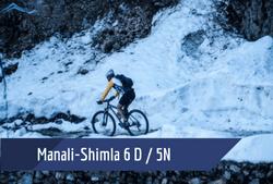 Manali Shimla Cycling Expedition - Tour