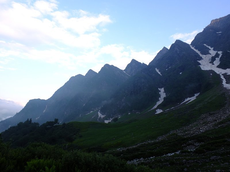 Seven Sister Peak Expedition(15500ft.) - Tour