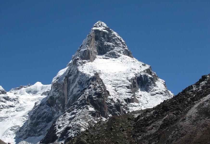 "Mt. PAPSURA (6440m.) ""Peak of the Evil""Climbing Expedition - Tour"