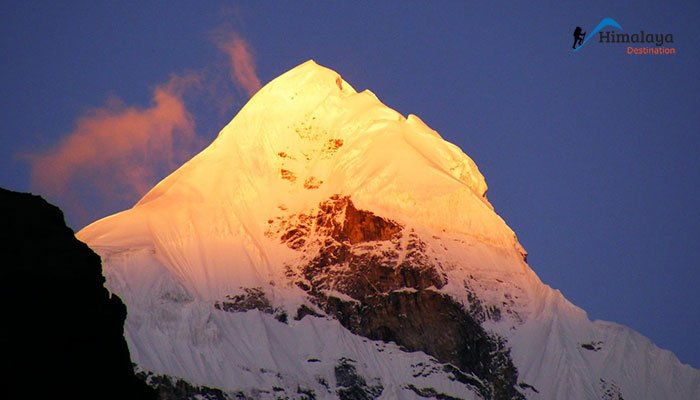 Mt. Neelkanth Climbing Expedition (6507 m) - Tour