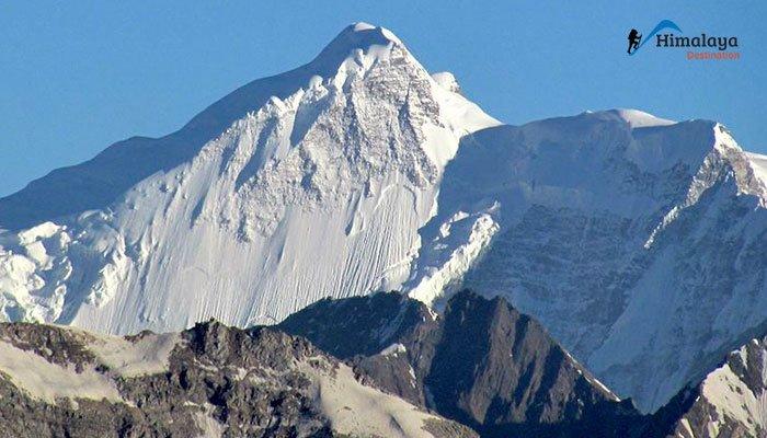 Mt. MENTHOSA EXPEDITION (6443m.) - Tour