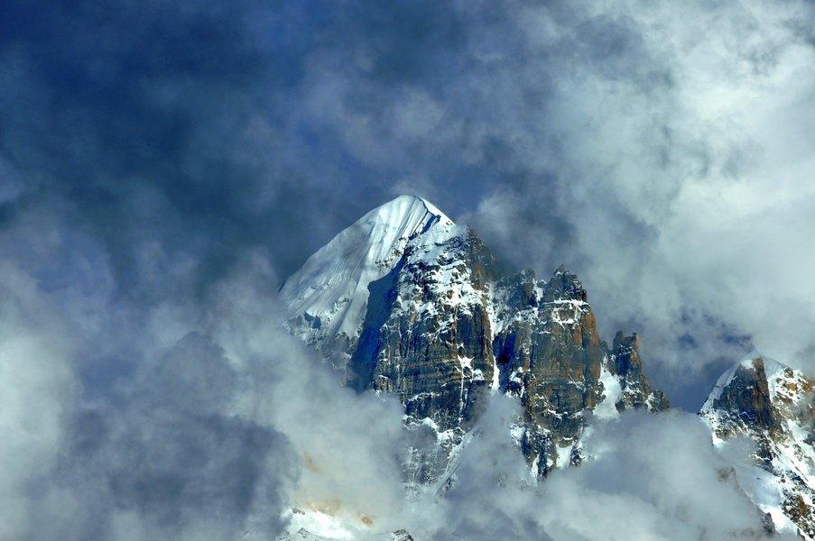 Mt. Bhagirathi 2 (6512m.) Climbing Expedition - Tour