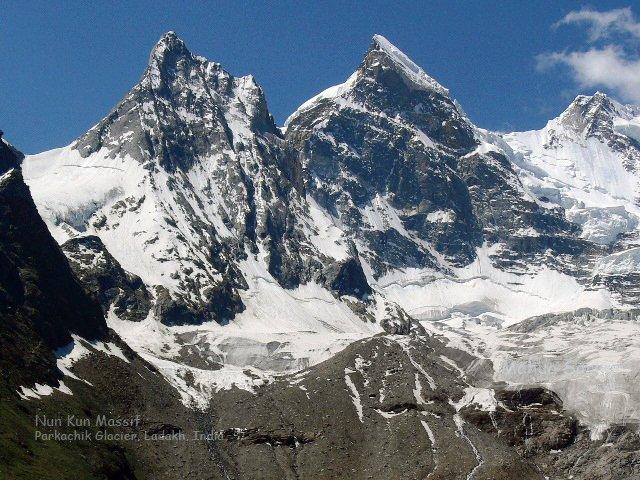 Mt. Kun Climbing Expedition (7077 m) - Tour