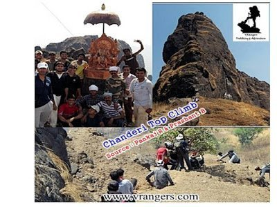 VRangers Trek Chanderi Pinnacle Top