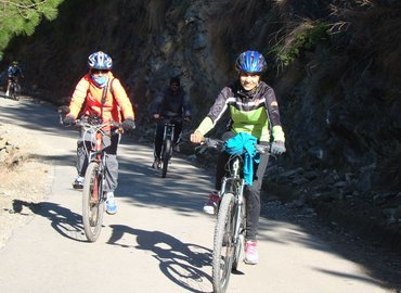 Manali Cycling - Tour