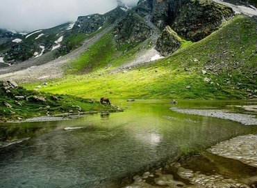 Trek To Hampta Pass - Tour