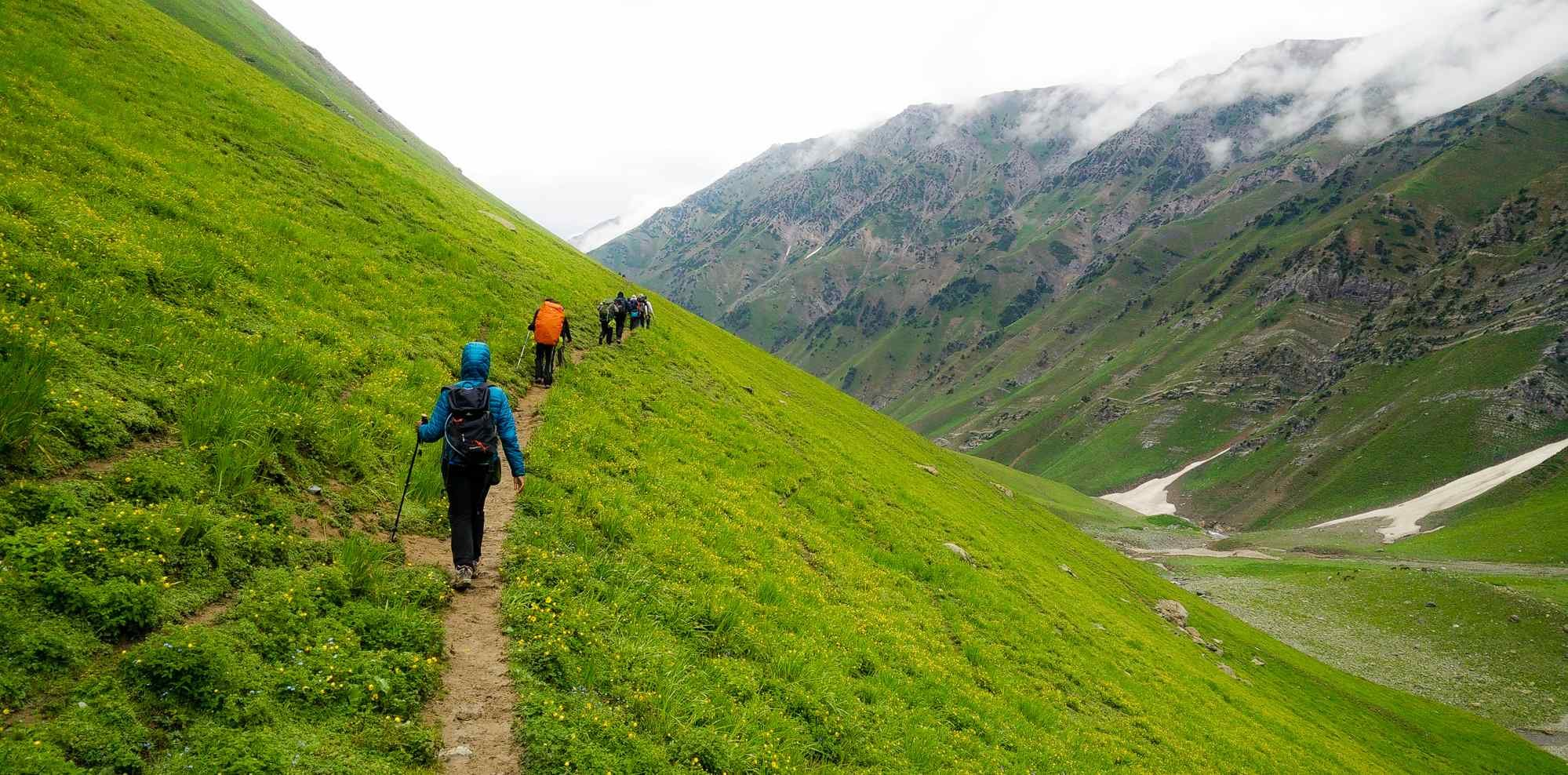 Himalayan Expedition With Experts