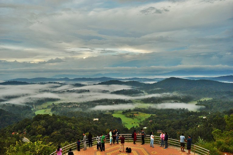 Coorg Backpacking Trip - Tour