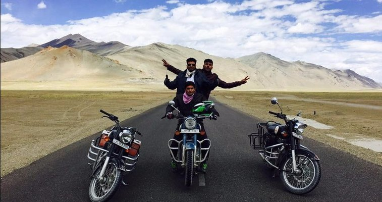 Leh Ladakh Bike Tour - Tour