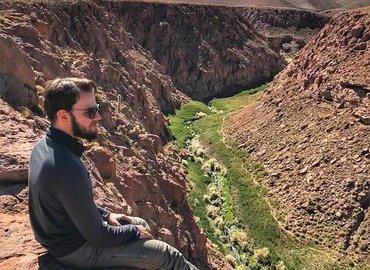 Trekking Cactus Ancestrales & Termas de Puritama - Tour