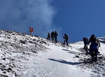 Ascenso Volcan Lascar - Tour