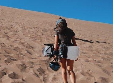 4K Valle de la Muerte + Sandboard - Tour