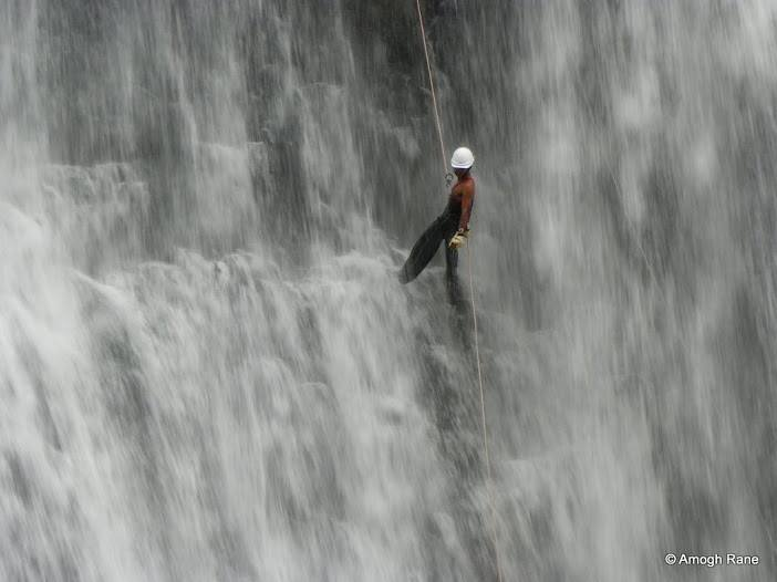 Rappelling / Waterfall Rappelling - Collection