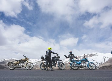 THE ULTIMATE LADAKH EXPERIENCE - Tour