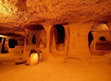 Cappadocia Green Tour - Tour