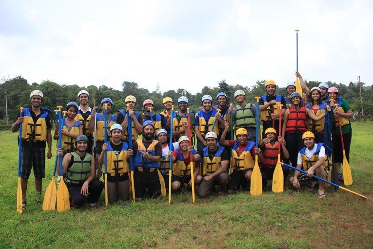 Weekdays | Rafting + Lunch + Activities @ Kolad Adventure Centre - Tour