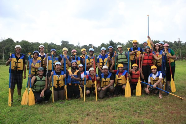 Weekends   Rafting + Lunch + Activities @ Kolad Adventure Centre - Tour