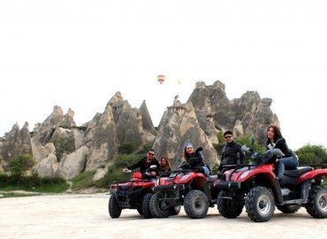 Cappadocia - ATV Sunset Tour - 2 Hours - Tour
