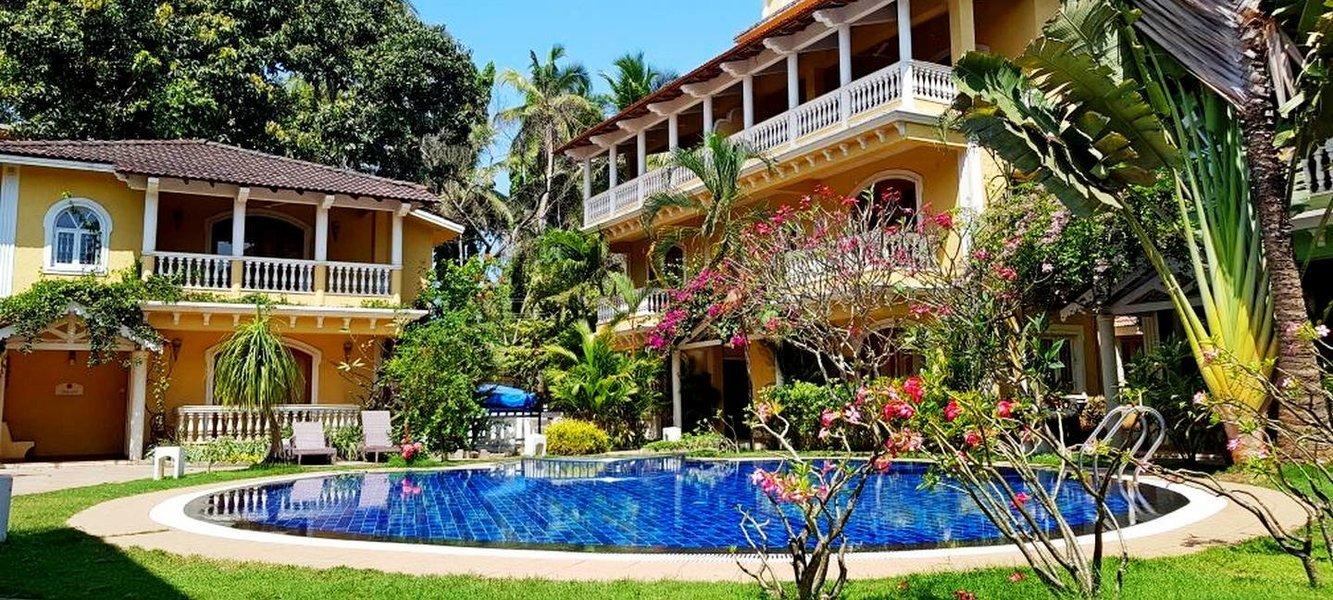 4 bedroom villas Nagoa - Tour