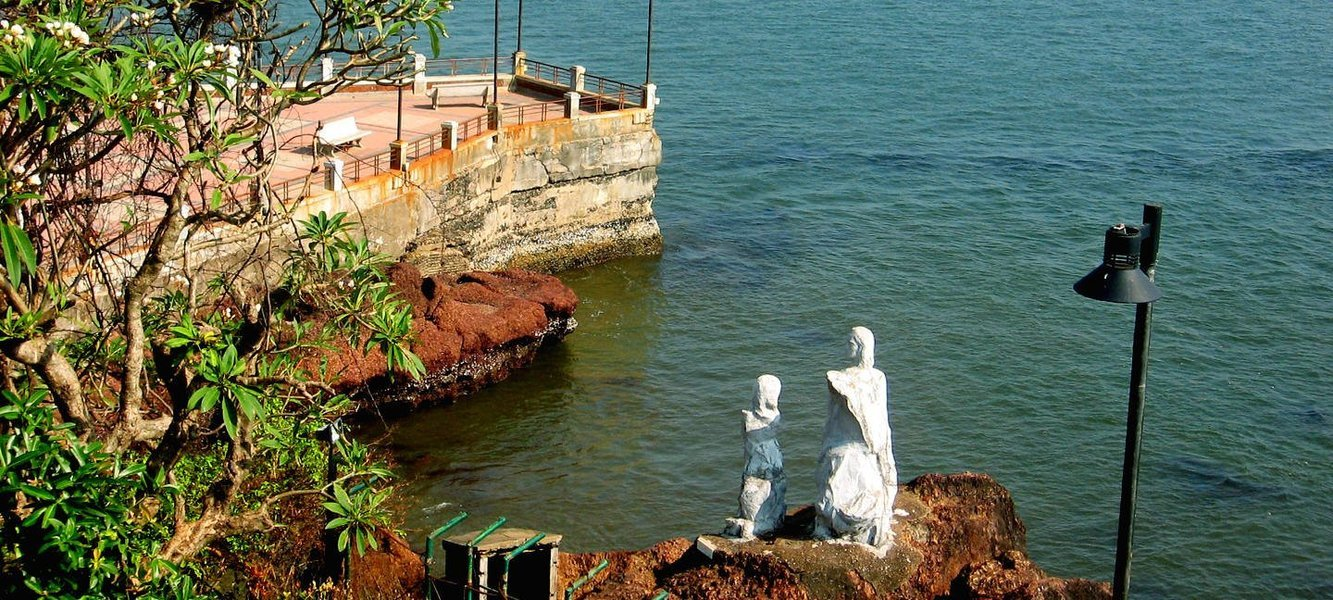 South Goa Sightseeing by Sharing Coach - Tour