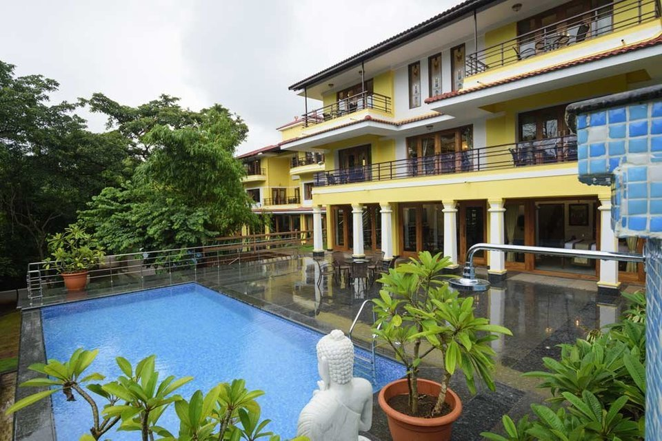 7 bedroom luxury villa Porvorim - Tour