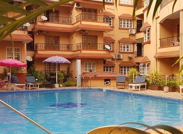1 bedroom apartments Calangute - Tour