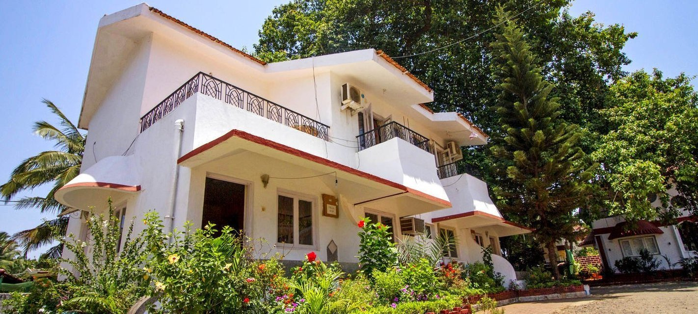 2 bedroom row villas Candolim - Tour