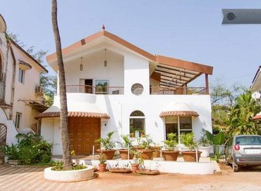 2 bedroom jacuzzi villa Candolim - Tour