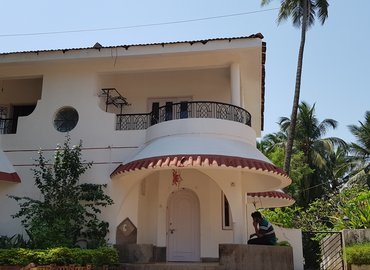 3 bedroom budget villa Candolim - Tour
