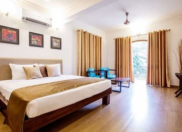4 bedroom luxury villa Candolim - Tour