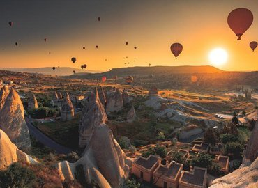 Cappadocia Balloon Tours with Breakfast and Champagne - Tour