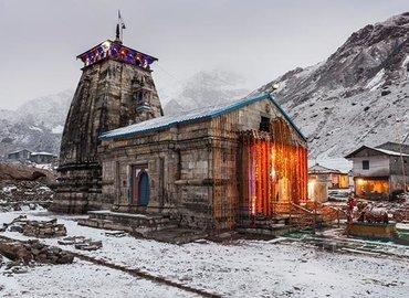 Kedarnath Temple - Tour