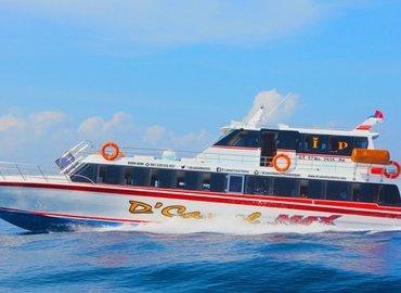 Nusa Lembongan Ferry - Tour
