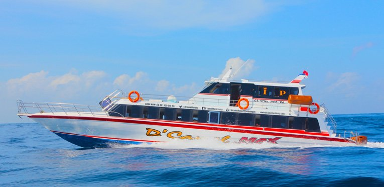 Nusa Lembongan Fast Ferry by D'Camel - Tour