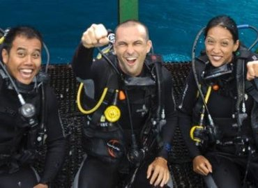 Discover Scuba Dive at Amed with Bali Hai - Tour