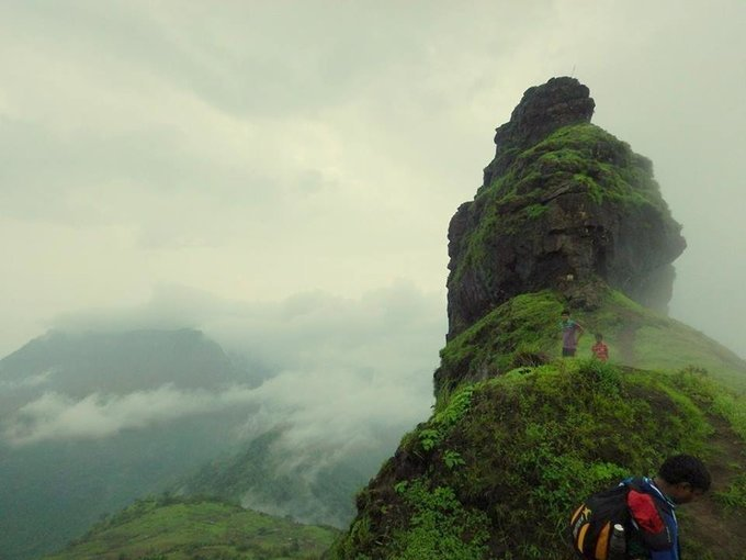 VRangers Night trek to Irshalgad - Tour