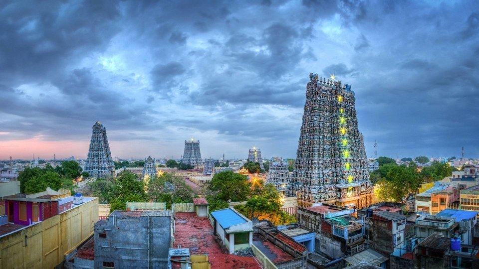 3N&4D Madurai Rameswaram Kanyakumari & Trivandrum Tour - Tour