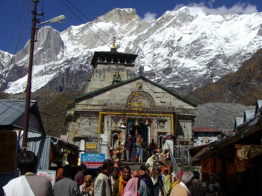 Do Dham Yatra From Haridwar With Stay At Kedarnath Ji - Tour