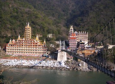 Rishikesh - Weekend Getaway - Tour 01 - Tour