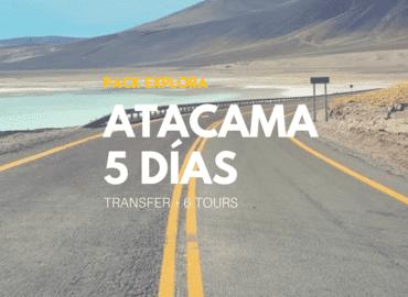Pack Explora 5 Dìas - Tour