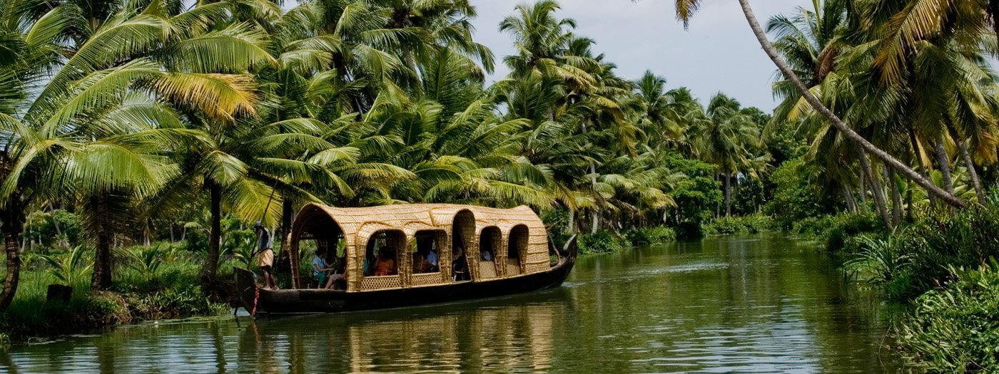 Kerala - God's Own Country - Tour