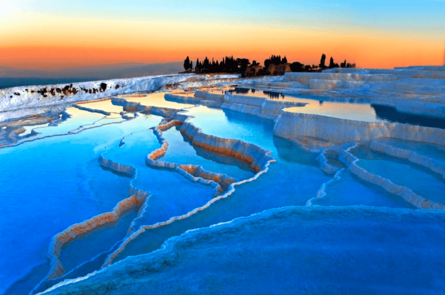 Pammukale Day trip from Antalya - Deposit Only - Tour