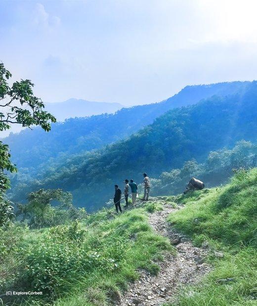 Footsteps of Corbett (An adventure trek) - Tour