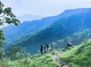 Footsteps of Corbett (An adventure trek) - Tour