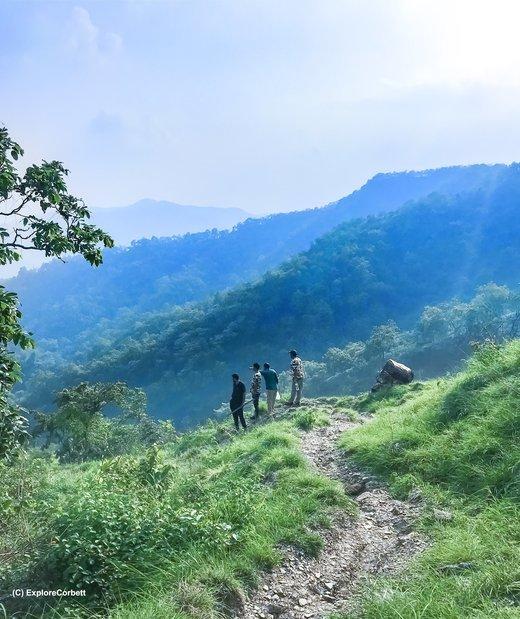 CA - Foortsteps of Corbett (An adventure trek) - Tour