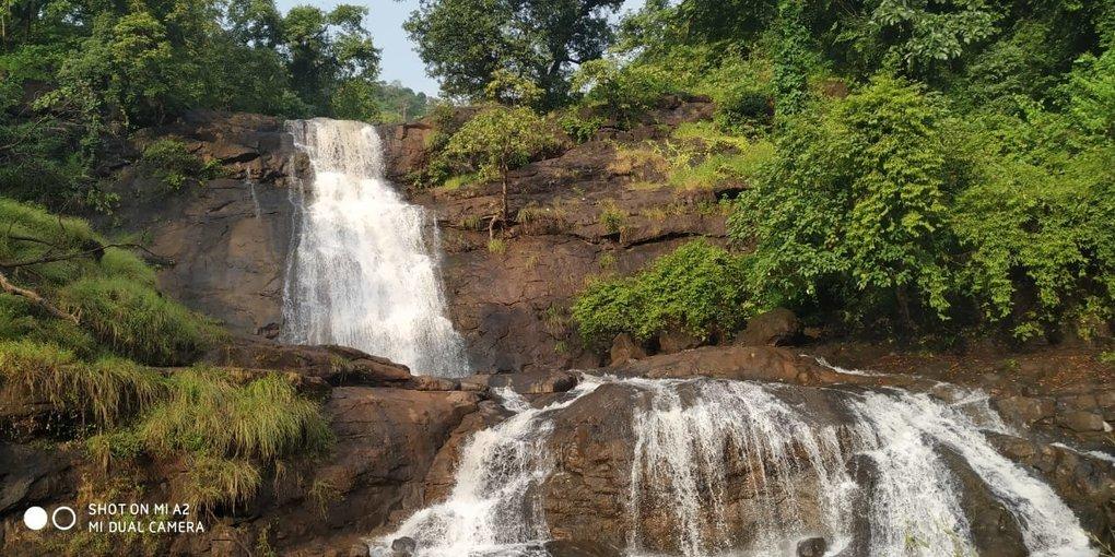 VRangers Waterfall rappelling At Pabal Valley - Kakal Kond waterfall - Tour